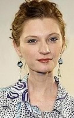 Actress Agata Buzek, filmography.