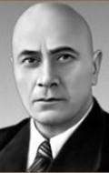 Actor Akaki Khorava, filmography.