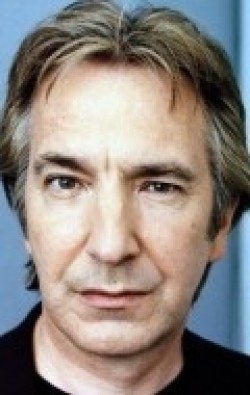 Recent Alan Rickman pictures.