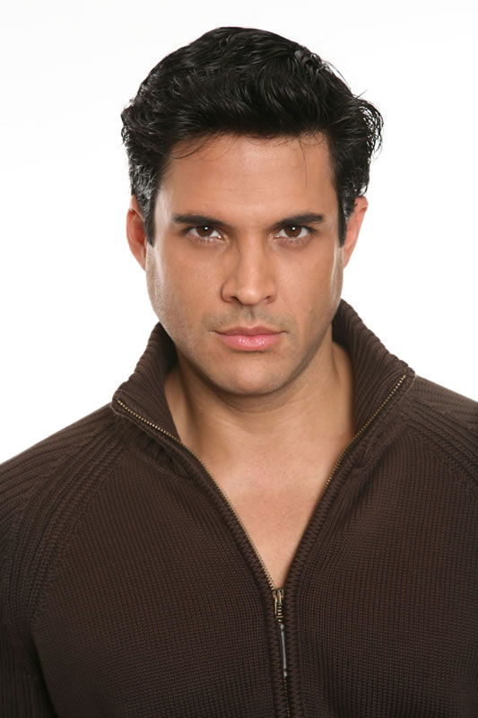 Actor, Writer Alejandro Otero, filmography.