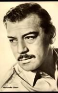 Actor Aleksandar Gavric, filmography.