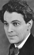 Actor Alexander Moissi, filmography.