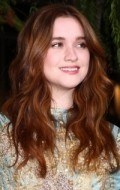 Actress Alice Englert, filmography.