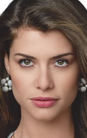 Actress Alinne Moraes, filmography.