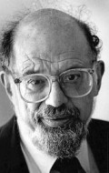 Actor, Writer, Composer Allen Ginsberg, filmography.