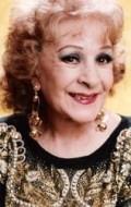 Actress Amparo Arozamena, filmography.