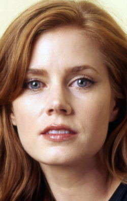 Actress, Producer Amy Adams, filmography.