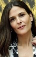 Actress Ana Celentano, filmography.