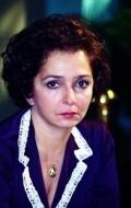 Actress, Producer Ana Martin, filmography.