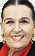 Actress Ana Maria Campoy, filmography.