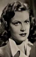 Actress Angelika Hauff, filmography.