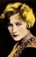 Actress Anna Q. Nilsson, filmography.
