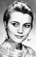 Actress Antonina Leftiy, filmography.