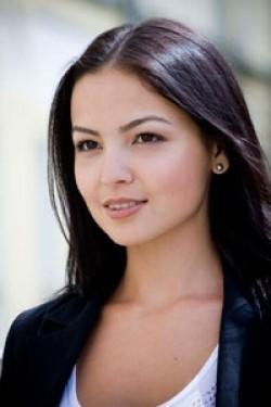 Actress Asel Sagatova, filmography.