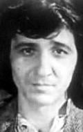 Actor Ashot Adamyan, filmography.