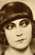 Actress, Director, Producer Asta Nielsen, filmography.
