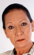 Actress Aura Rivas, filmography.