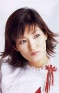 Actress Ayako Kawasumi, filmography.