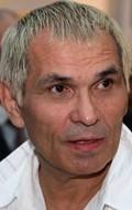 Actor, Composer Bari Alibasov, filmography.