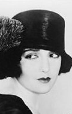 Actress, Writer, Producer Bebe Daniels, filmography.
