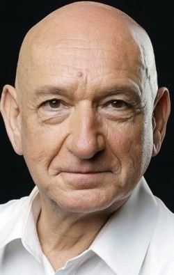 Actor, Producer Ben Kingsley, filmography.