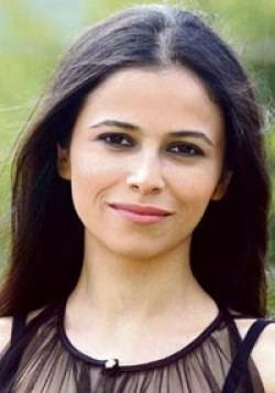 Actress Beste Bereket, filmography.