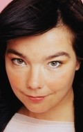 Composer, Actress Bjork, filmography.