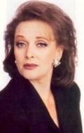 Actress Blanca Sanchez, filmography.