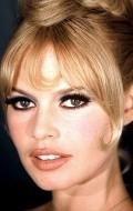 Actress, Producer Brigitte Bardot, filmography.