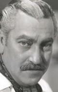Actor Carlos Lopez Moctezuma, filmography.