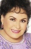 Actress Carmen Salinas, filmography.