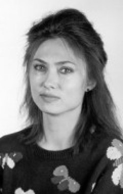 Actress Carmen Mikiver, filmography.