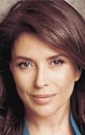 Actress Carolina Arregui, filmography.