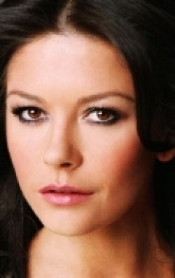 Actress Catherine Zeta-Jones, filmography.