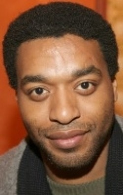 Chiwetel Ejiofor filmography.