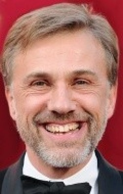Actor, Director, Writer, Producer Christoph Waltz, filmography.