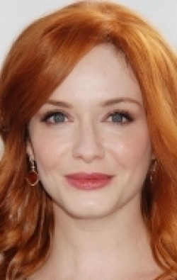 Actress Christina Hendricks, filmography.