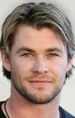 Actor Chris Hemsworth, filmography.