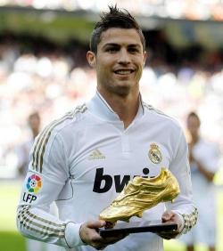Actor Cristiano Ronaldo, filmography.