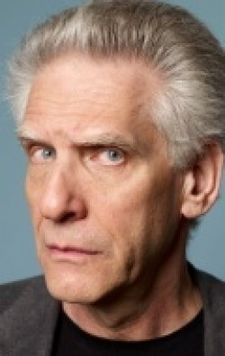 Actor, Director, Writer, Producer, Operator, Editor David Cronenberg, filmography.