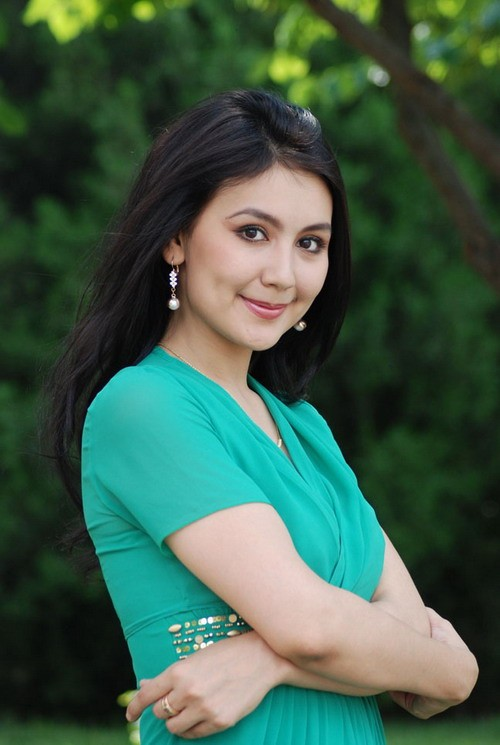 Actress Dilnoza Kubaeva, filmography.