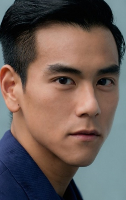 Actor Eddie Peng, filmography.