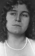 Actress Edith Erastoff, filmography.