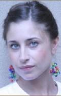 Actress Elena Stetsenko, filmography.