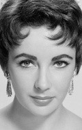 Actress, Producer Elizabeth Taylor, filmography.