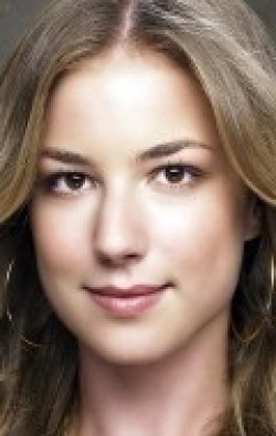 Actress Emily VanCamp, filmography.