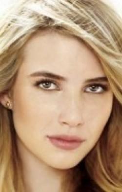 Actress, Producer Emma Roberts, filmography.