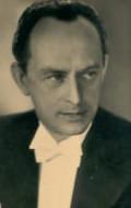 Ernst Fritz Furbringer filmography.
