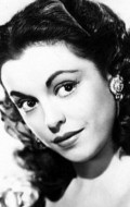Actress Estelita Rodriguez, filmography.