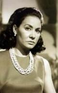 Actress Eva Moreno, filmography.